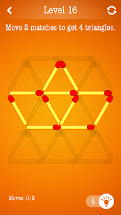Matchsticks ~ Free Puzzle Game- screenshot thumbnail