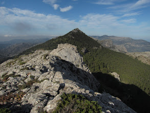 Photo: Puig de l'Ofre (hike 49)