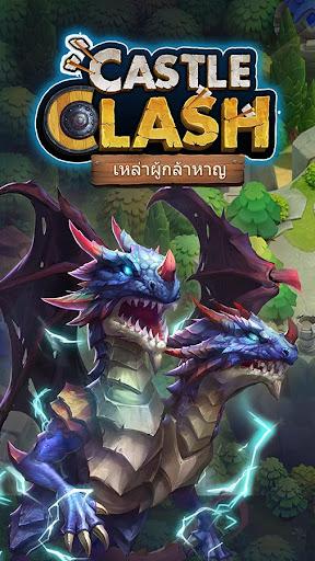 Castle Clash: ลีกขั้นเทพ apklade screenshots 1