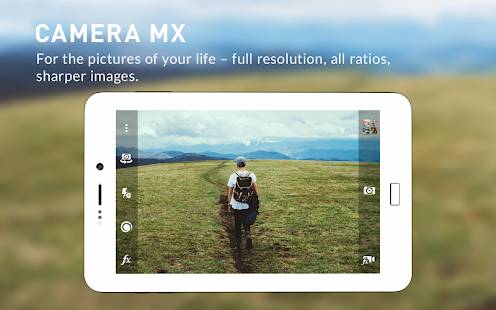 Camera MX - Foto, Video, GIF Screenshot