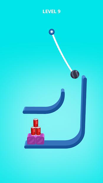Rope Slash Android App Screenshot