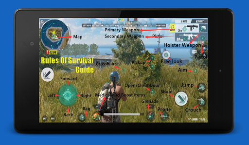 Rules Of Survival Guide 1.0 screenshots 1