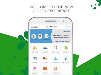 GO-JEK Android apk