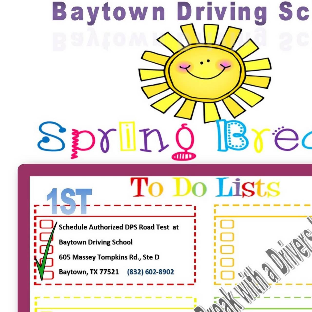 Baytown Driving School - Driving School in Baytown