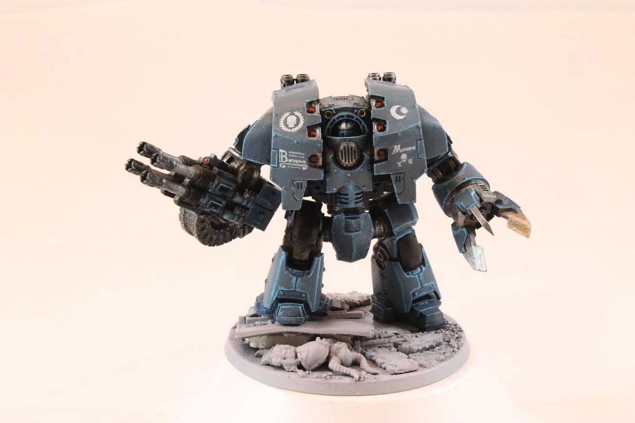 Semi-finished dreadnought