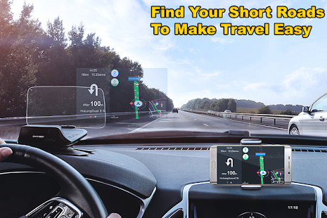 GPS Navigation Maps - náhled