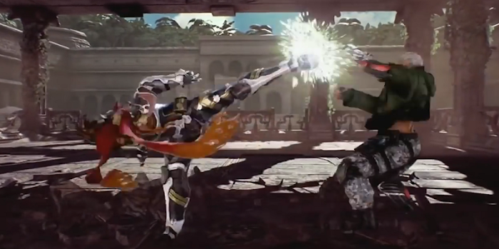 Picview Tekken 7 Sliders