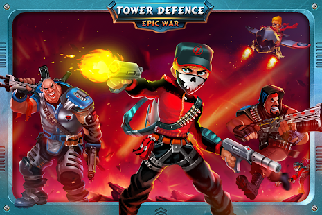 Tower Defense : Epic War- screenshot thumbnail