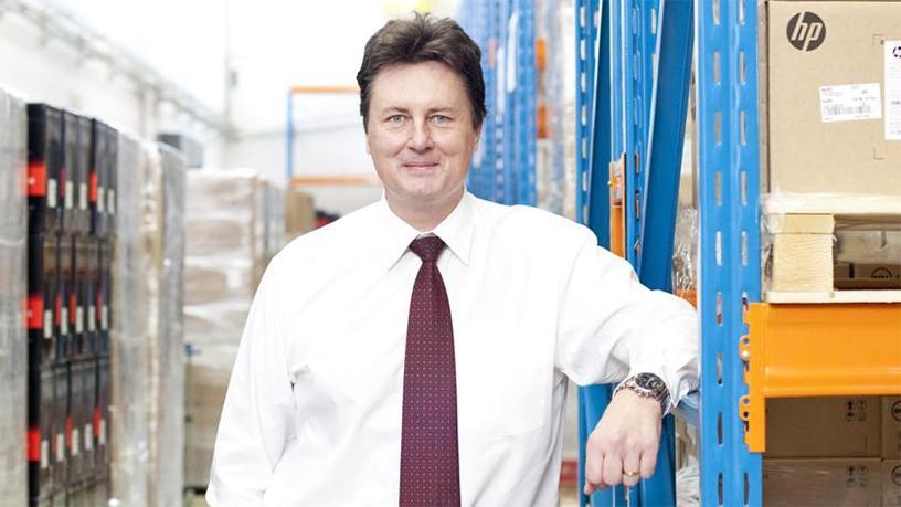Alviva CEO Pierre Spies.