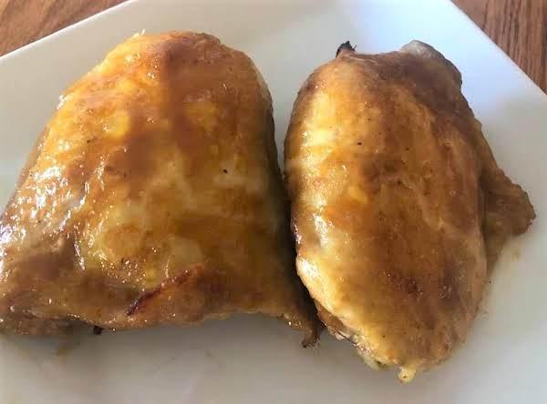 Carolina Style Bbq Chicken Thighs