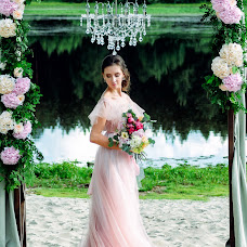 Wedding photographer Oksana Vedmedskaya (Vedmedskaya). Photo of 22.07.2017