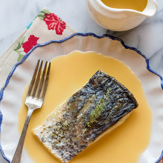 Beurre Blanc Sauce Without Cream Recipes