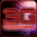 3G WiFi Password Hacker Prank icon