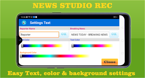 News - Studio Rec for PC / Windows 7, 8, 10 / MAC Free