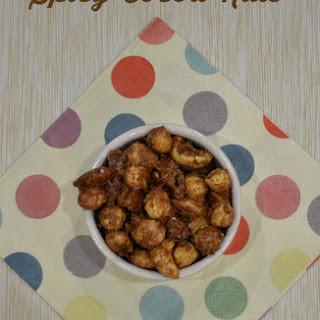 Spicy Cocoa Nuts Recipe