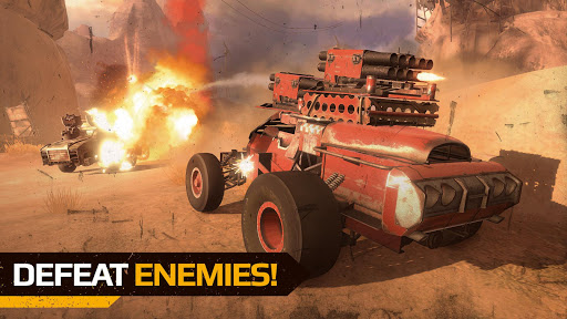 Code Triche Crossout Mobile apk mod screenshots 3