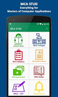 MCA STUD screenshot