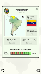 Countries of South America Quiz