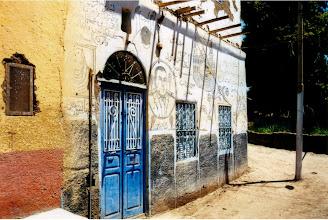 Photo: Village nubien, Assouan