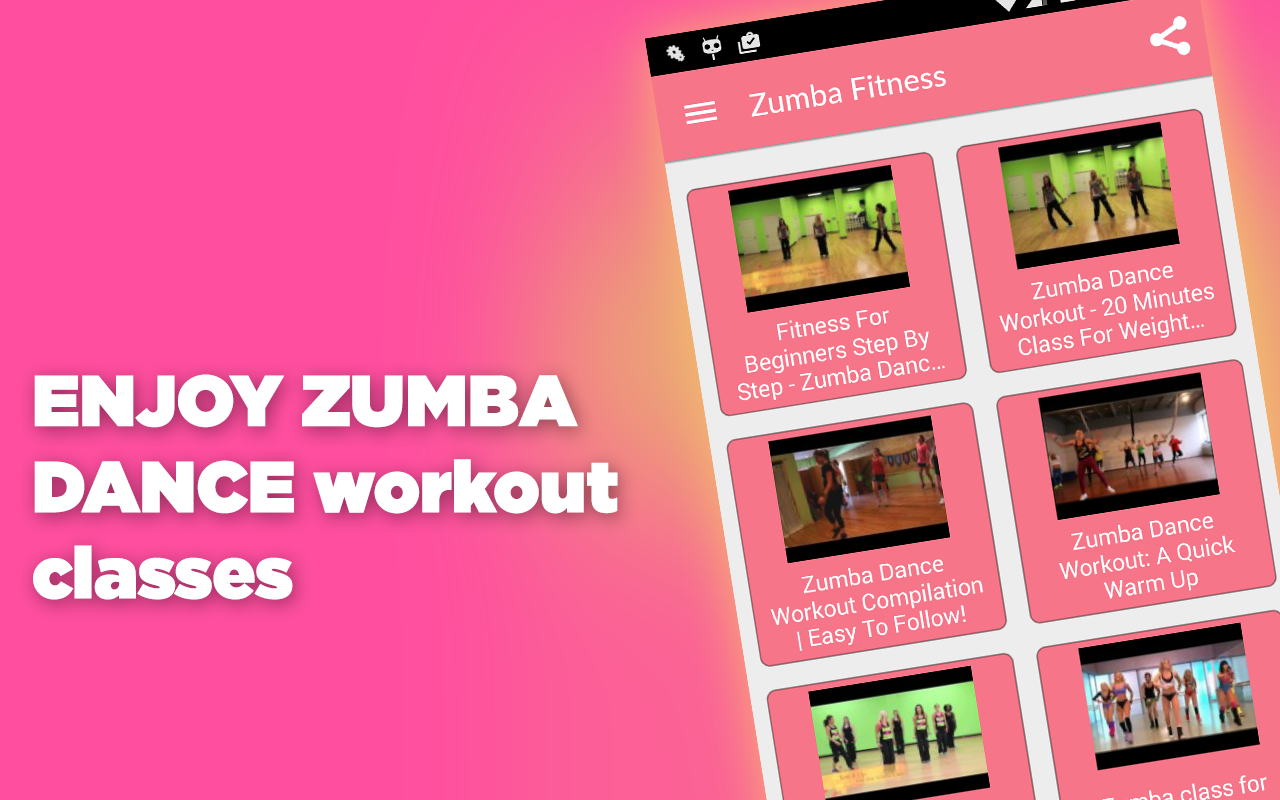 How many steps are there in the Zumba dance?