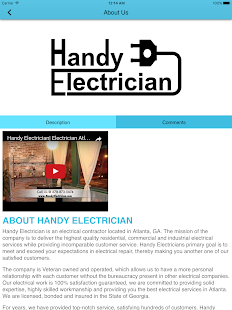 Handy Electrician- screenshot thumbnail