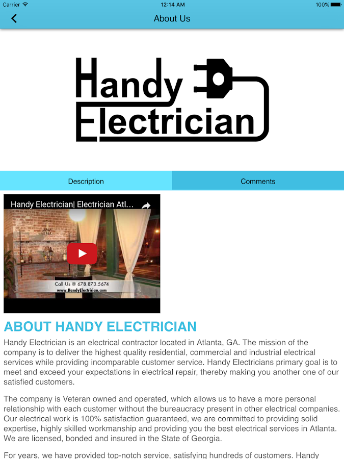 Handy Electrician- screenshot