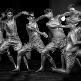Silver Peoples  by Jazz Photography - People Musicians & Entertainers ( dancers, jazz, dance group, stage, sam,  )