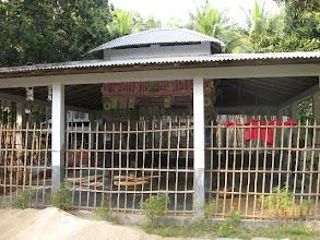 Photo: Phulbadina MahendraBandhu Angan Nat Mandir