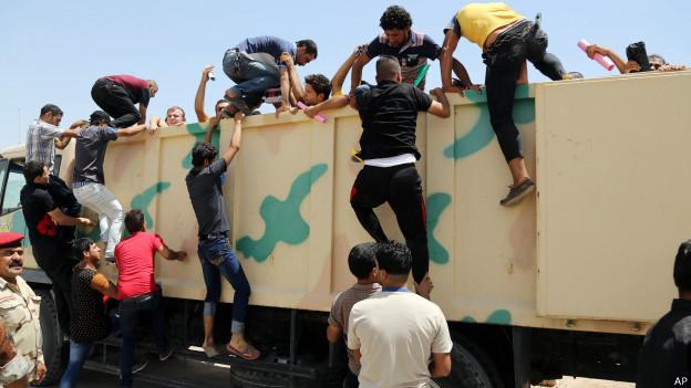 इराक़ में गृहयुद्ध