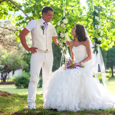 Wedding photographer Maksim Malevich (arinabarina). Photo of 25.07.2015