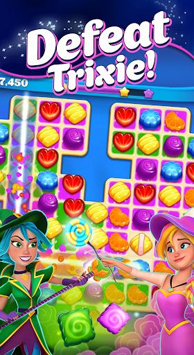 Crafty Candy u2013 Match 3 Adventure apkpoly screenshots 5