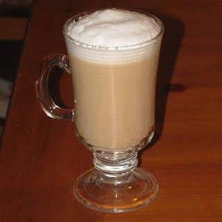 Almond Milk Latte.