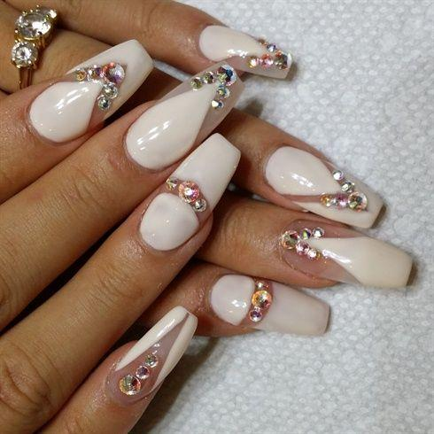 gel nail designs screenshot