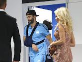 Adil Rami zou elke dag het traject Marseille-Parijs twee keer afleggen om bij Pamela Anderson te zijn