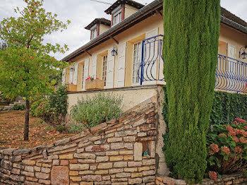 villa à Saint-remy (71)