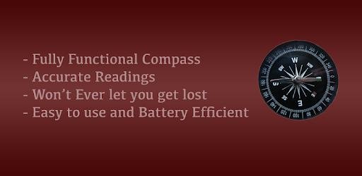 Приложения в Google Play – Compass - Digital Compass