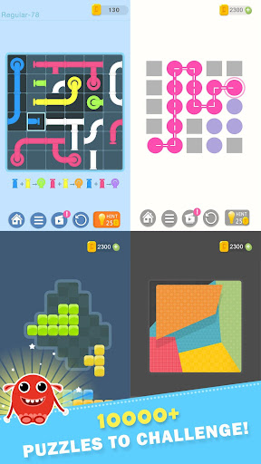 Puzzledom - classic puzzles all in one 7.3.1 Screenshots 2