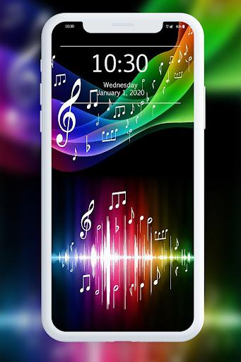 Music Wallpaper 1.1 screenshots 6