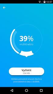 AVG Antivirus v Češtině Zdarma - náhled