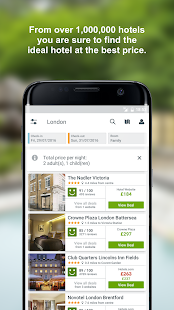 trivago - Hotel & Motel Deals- screenshot thumbnail