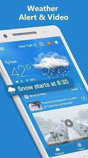 Download Weather Radar & Forecast For PC Windows and Mac apk screenshot 5