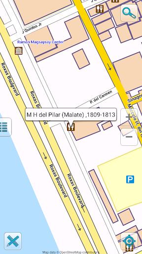 Map of Philippines offline screenshots 4