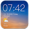 Simple Clock & Weather