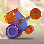 Game CATS: Crash Arena Turbo Stars v2.25 MOD FOR ANDROID | MENU MOD | HIGH DAMAGE | GOD MODE