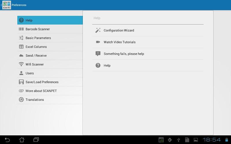Inventory + Barcode scanner: inventory management Screenshot 14