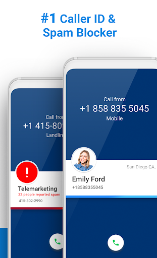 Sync.ME - Caller ID, Spam Call Blocker & Contacts 4.18.7 screenshots 2