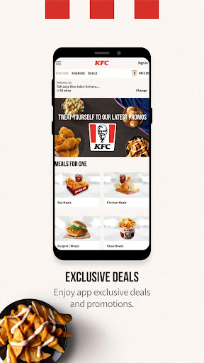 KFC Malaysia 1.4.4 screenshots 2