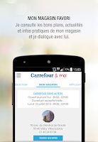 Screenshot of Carrefour
