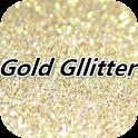 Luxury Gold Glitter Theme icon