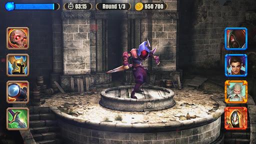 Legends Magic: Juggernaut Wars - raid RPG games filehippodl screenshot 2